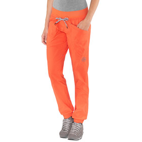 La Sportiva Mantra Pants Women Lily Orange